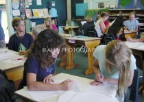 14 Grade 5 at work #5 -052