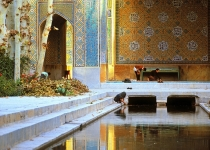 Chahar Bagh Madressa, Theological College, Isfahan, Iran